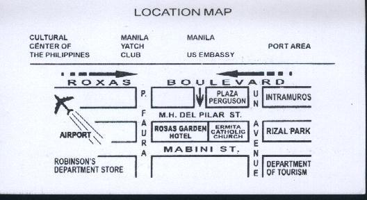 location map address 1140 mh del pilar st ermita manila philippines